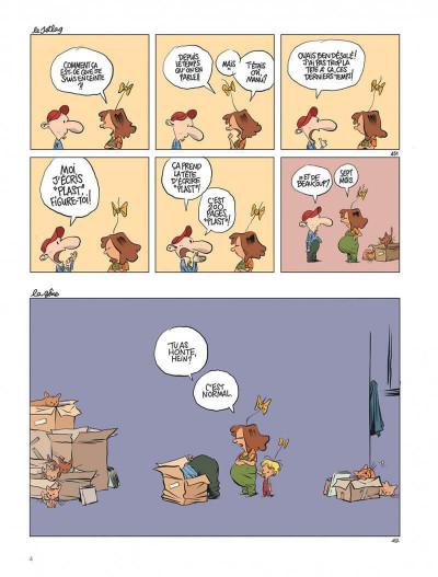 Page 4 Le retour à la terre tome 6