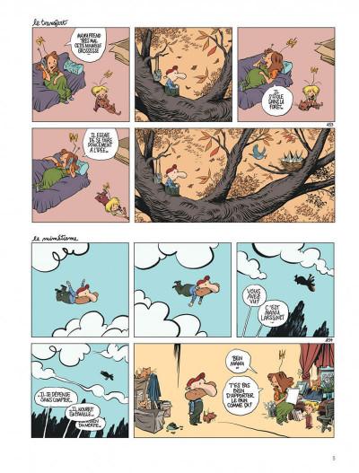 Page 5 Le retour à la terre tome 6