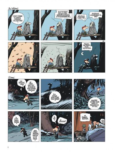Page 6 Le retour à la terre tome 6
