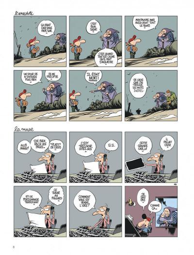 Page 8 Le retour à la terre tome 6