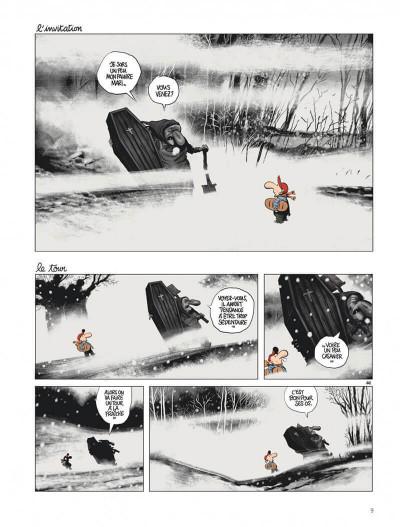 Page 9 Le retour à la terre tome 6