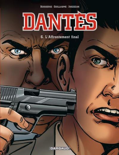 Couverture Dantès tome 6 - l'affrontement final