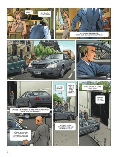 Page 6 Dantès tome 6 - l'affrontement final