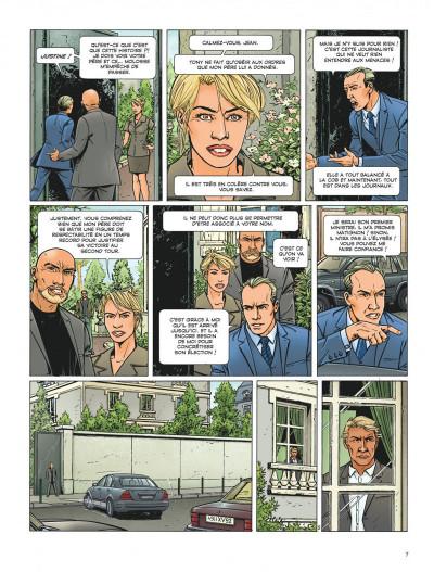 Page 7 Dantès tome 6 - l'affrontement final