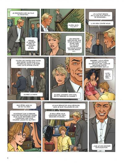 Page 8 Dantès tome 6 - l'affrontement final
