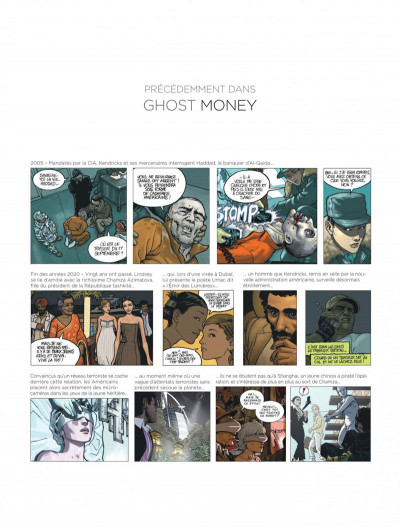 Page 2 Ghost money tome 4