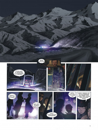 Page 5 Ghost money tome 4