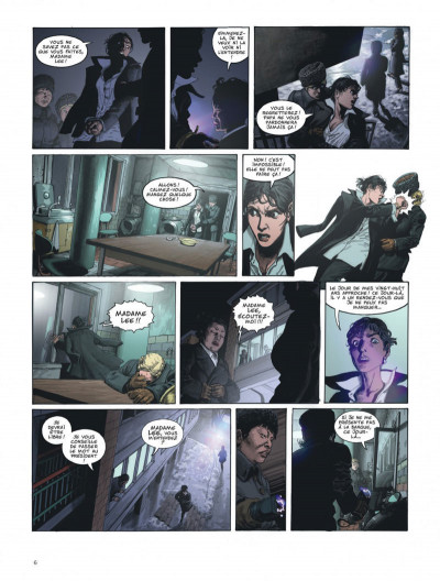 Page 6 Ghost money tome 4