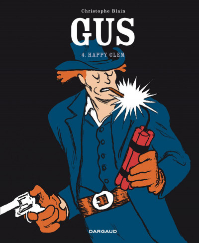 Couverture Gus tome 4