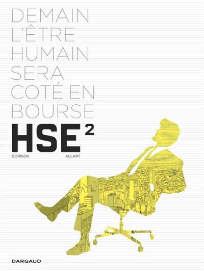 image de HSE human stock exchange tome 2
