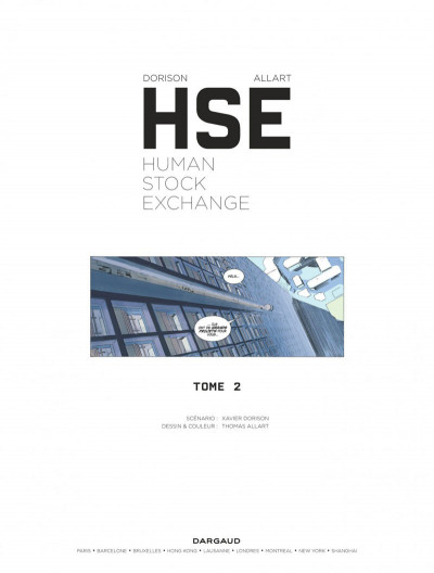 Page 1 HSE human stock exchange tome 2