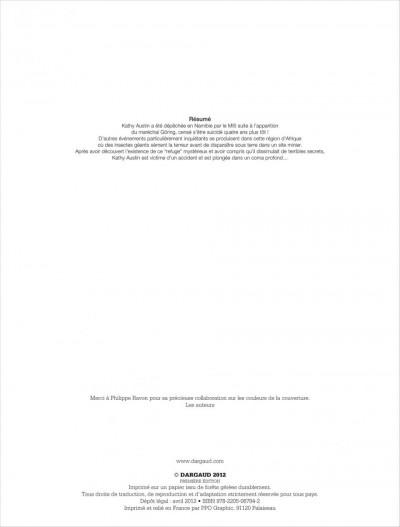Page 1 Namibia tome 3 - kenya saison 2