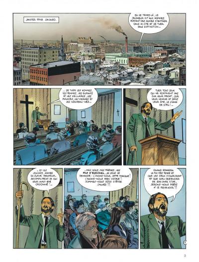 Page 3 Namibia tome 3 - kenya saison 2