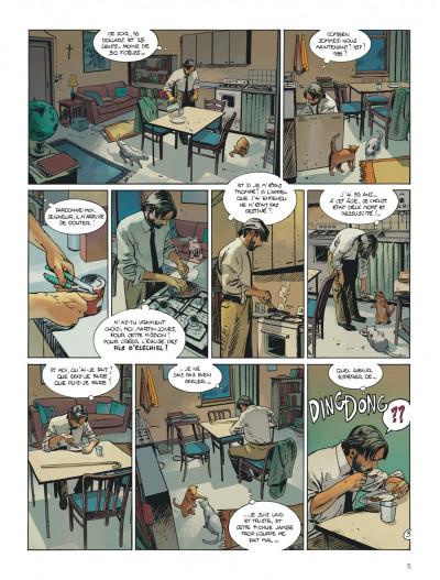 Page 5 Namibia tome 3 - kenya saison 2