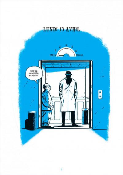 Page 9 Parker tome 3 - le casse
