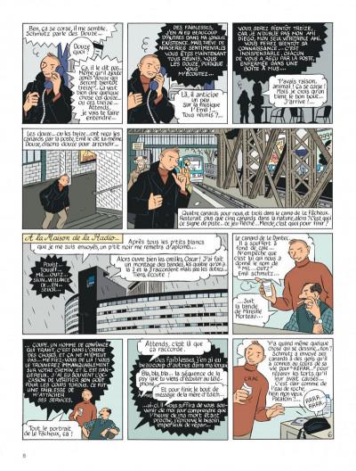 Page 8 Le perroquet des batignolles tome 2