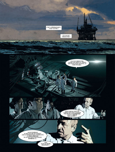Page 5 Le protocole Pélican tome 4