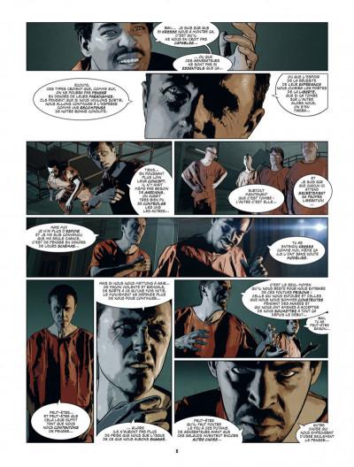 Page 8 Le protocole Pélican tome 4