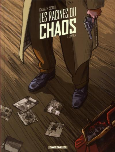Couverture Les racines du chaos tome 2 - umbra