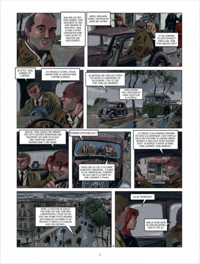 Page 2 Les racines du chaos tome 2 - umbra