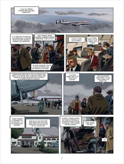 Page 3 Les racines du chaos tome 2 - umbra