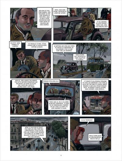 Page 4 Les racines du chaos tome 2 - umbra