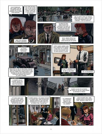 Page 5 Les racines du chaos tome 2 - umbra