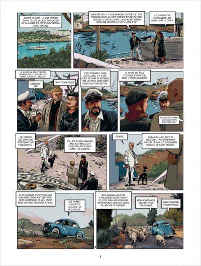 Page 6 Les racines du chaos tome 2 - umbra