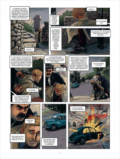 Page 7 Les racines du chaos tome 2 - umbra