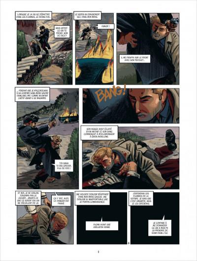 Page 8 Les racines du chaos tome 2 - umbra