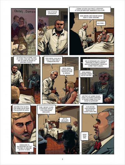 Page 9 Les racines du chaos tome 2 - umbra