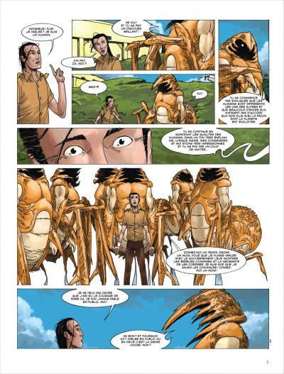 Page 5 Terres lointaines tome 5