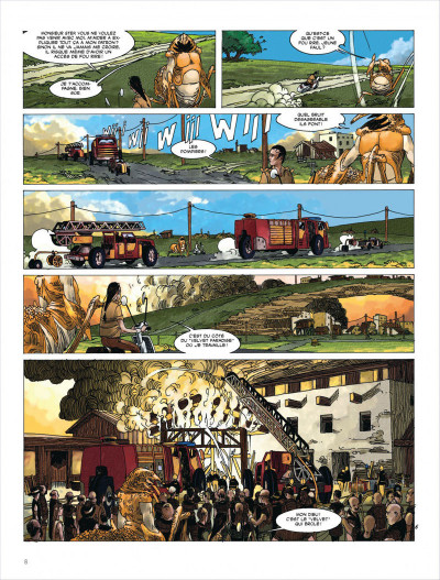 Page 8 Terres lointaines tome 5