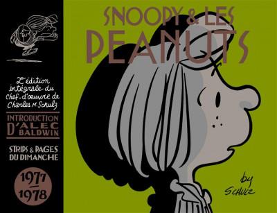 image de Snoopy & les Peanuts - intégrale tome 14 - 1977-1978