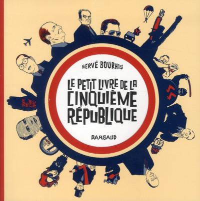 Couverture Le petit livre de la cinquième République