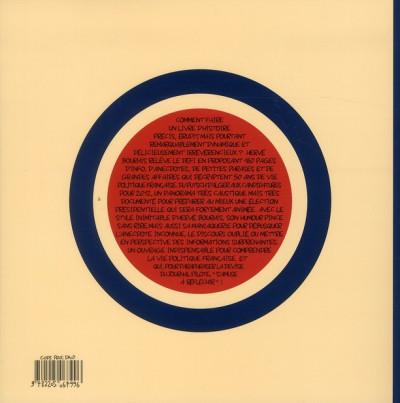 Dos Le petit livre de la cinquième République