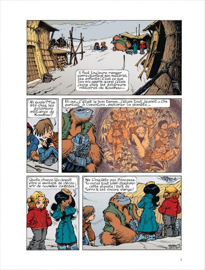 Page 3 Fugitifs sur Terra ii tome 4