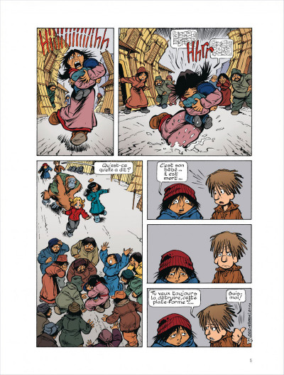 Page 5 Fugitifs sur Terra ii tome 4