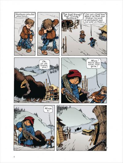Page 6 Fugitifs sur Terra ii tome 4