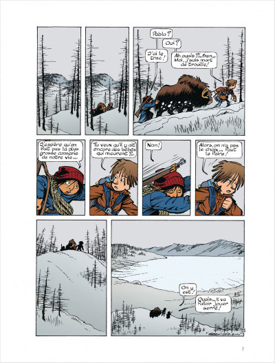 Page 7 Fugitifs sur Terra ii tome 4