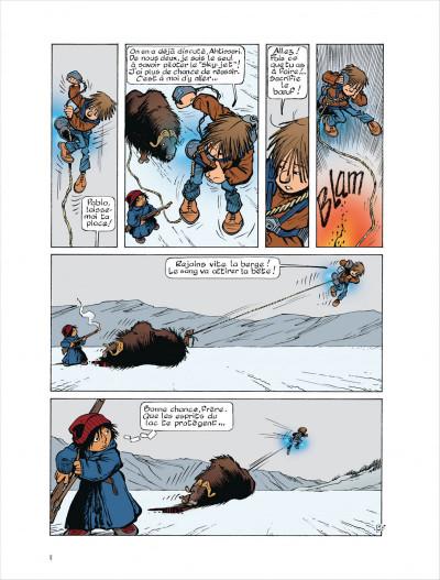 Page 8 Fugitifs sur Terra ii tome 4