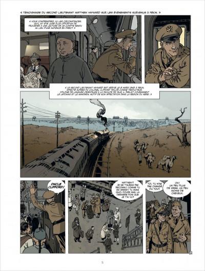 Page 5 WW 2.2 tome 6 - chien jaune