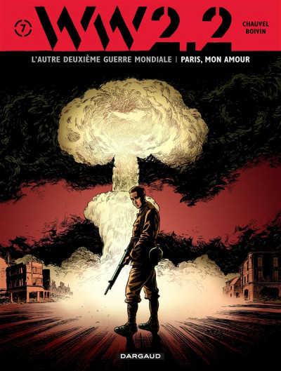 image de WW 2.2 tome 7 - Paris, mon amour