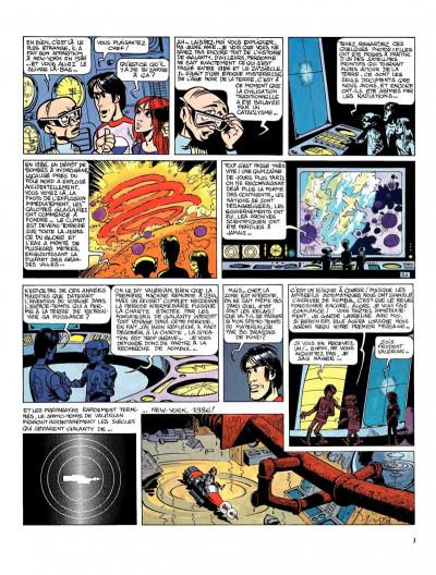 Page 2 La cité des eaux mouvantes