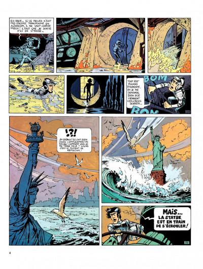 Page 3 La cité des eaux mouvantes