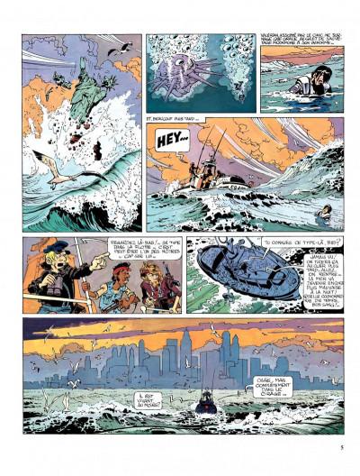 Page 4 La cité des eaux mouvantes