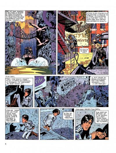 Page 5 La cité des eaux mouvantes