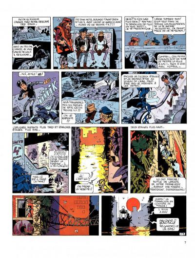Page 6 La cité des eaux mouvantes