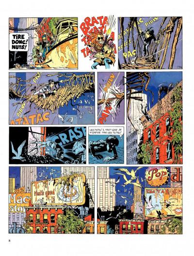 Page 7 La cité des eaux mouvantes