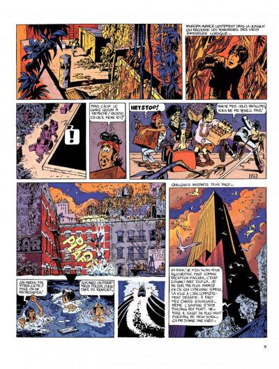 Page 8 La cité des eaux mouvantes